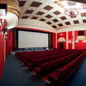 Кинотеатры Верхошижемья