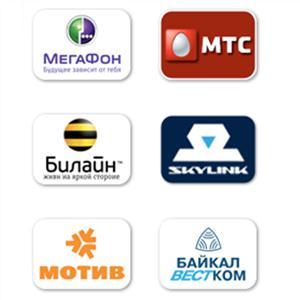 Операторы сотовой связи Верхошижемья