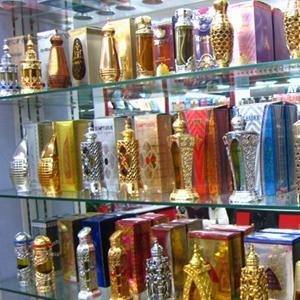 Парфюмерные магазины Верхошижемья
