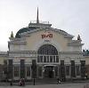 Железнодорожные вокзалы в Верхошижемье
