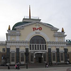 Железнодорожные вокзалы Верхошижемья